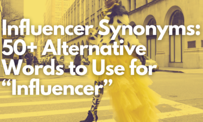 Influencer Synonyms